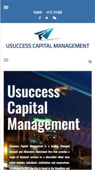 Usuccess Capital Management
